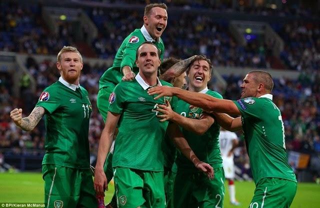 Vòng loại Euro 2016: Đức gây thất vọng, Bồ Đào Nha có chiến thắng phút chót