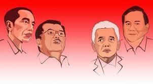 Survei Roy Morgan: Jokowi-JK Unggul 52 Persen