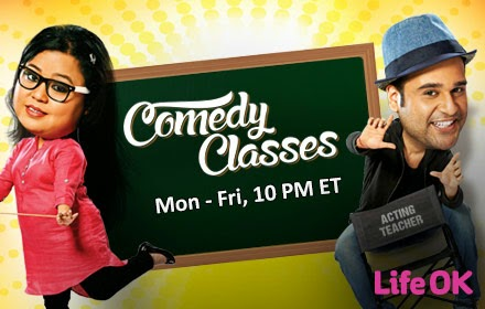Comedy Classes Episode 115 - 16th March 2015
