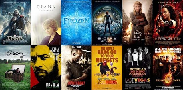 Daftar Film Rilis Bioskop November 2013