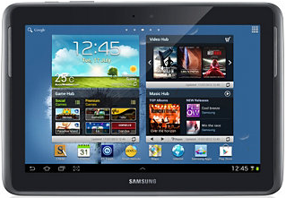 Samsung Galaxy Note 10.1 WiFi N8010 ~ Analasis Tablets