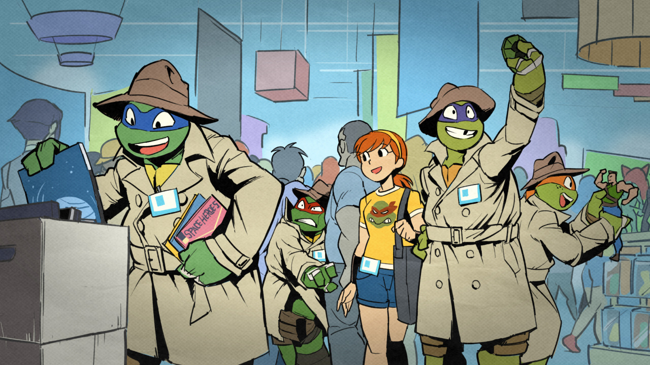Watch Teenage Mutant Ninja Turtles 2012 Online  Full