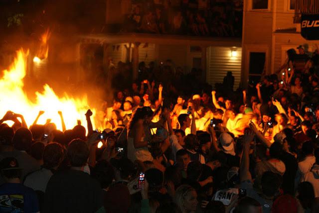PALMER FEST COLLEGE PARTIES