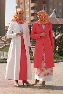 мусульманская одежда