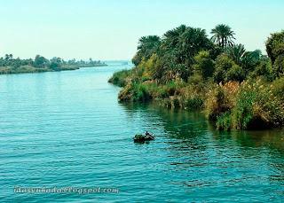 Menyusuri Sungai Nil