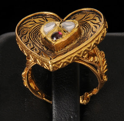 Heart Shapeped Ring
