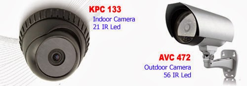 cctv indoor dan outdoor