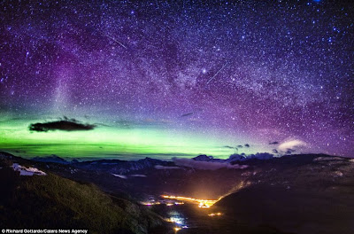 3 Bulan Bersama Suhu -37 C Demi Foto-foto Ini, karya alam, natural, Richard Gottardo di Rocky Mountains, foto indah menakjubkan