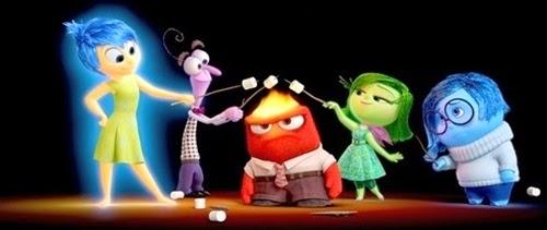 Conheça a nova animação da Pixar 'Divertida Mente'