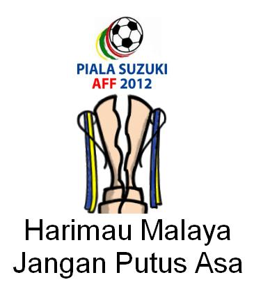 Piala Suzuki AFF 2012 : Thailand Menewaskan Malaysia 2-0