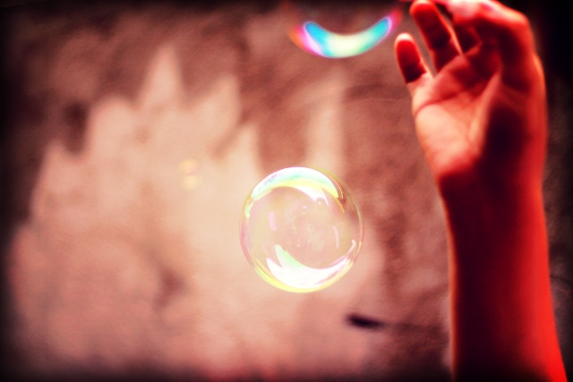 Bubbles by Julienne M.