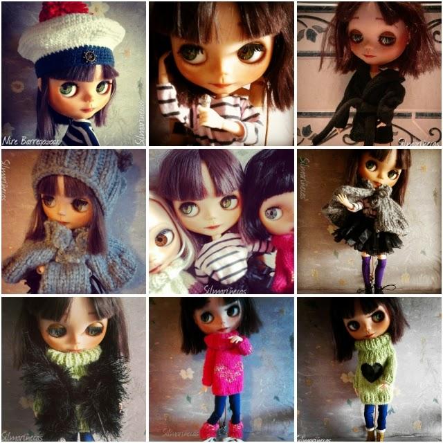 Caty basaak doll en mi Instagram