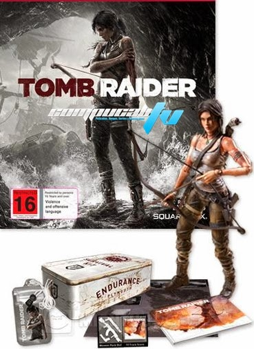 Tomb Raider Collector's Edition PC Full Español
