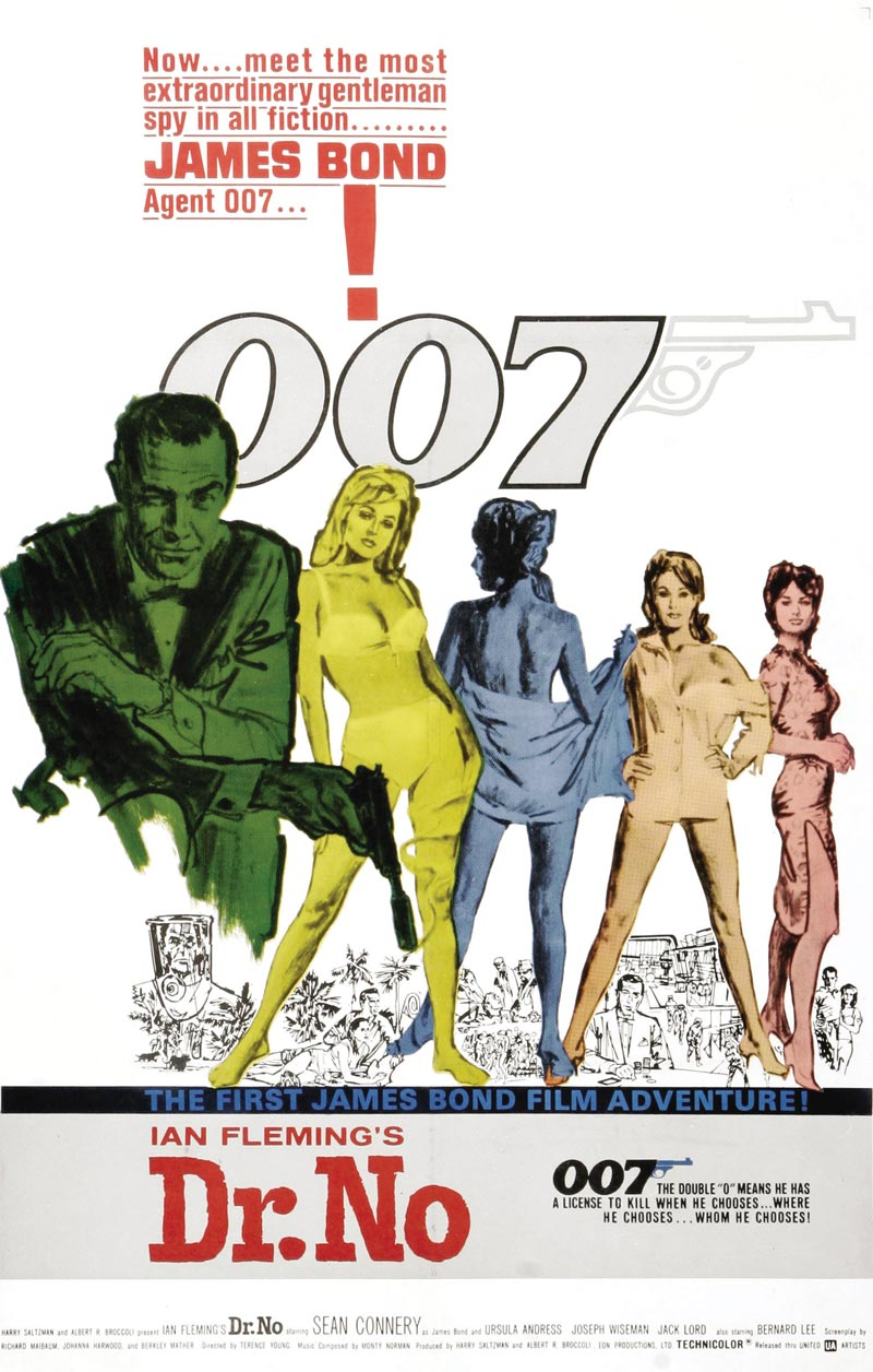 james bond 007 drno ���������������� 007 9movie �������������������