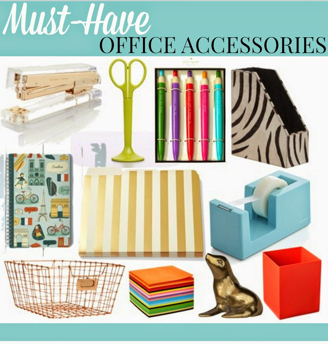Currently craving unique office supplies pieces of a mom - Unique office desk accessories ...