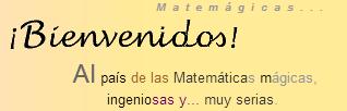 Matemáticas mágicas