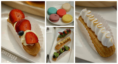 High Tea at Passiontree Velvet Macquarie Centre