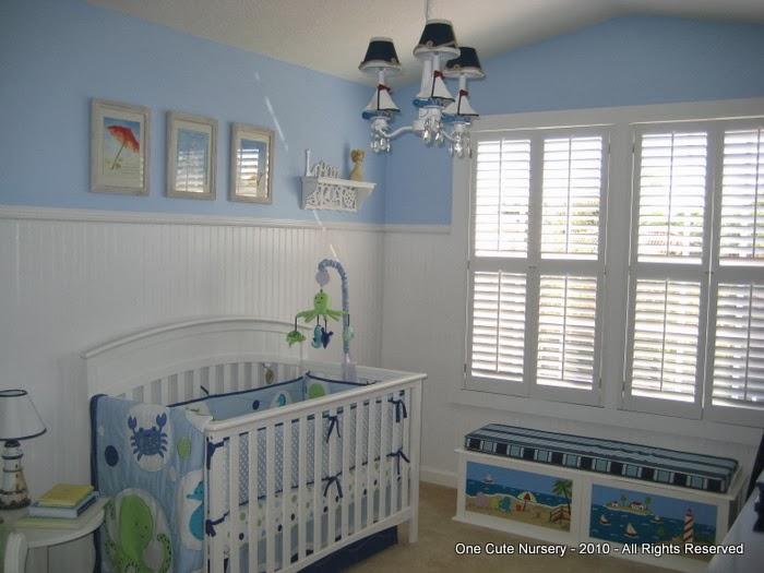 one nursery nautical nursery