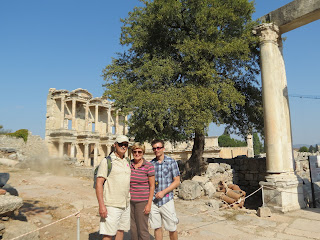 Kusadasi and Ephesus, Turkey