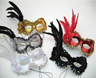 Masquerade Mask Favors