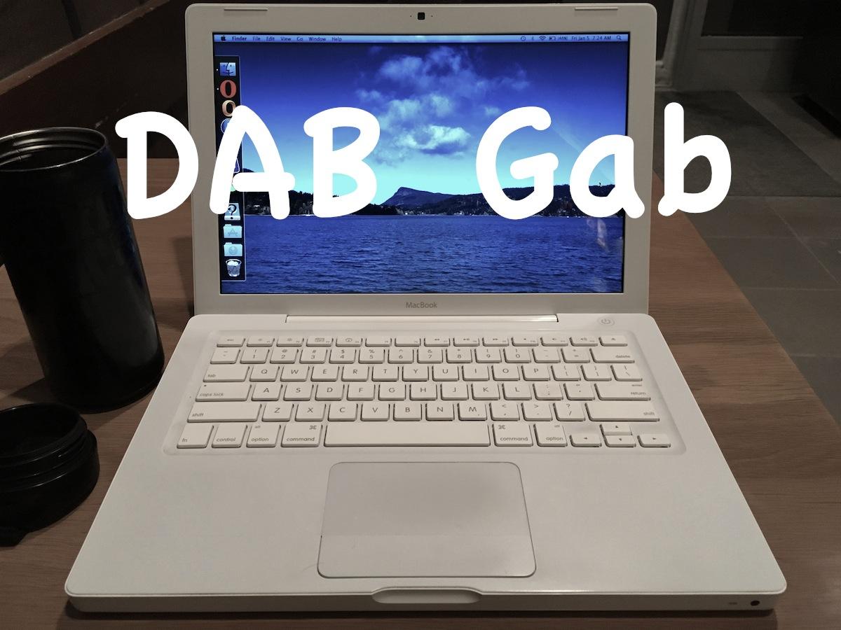 DAB Gab