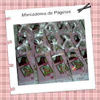 marcadores de paginas