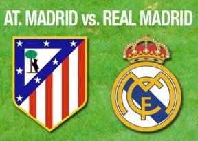 InfoDeportiva - Informacion al instante. REPETICION ATLETICO MADRID VS REAL MADRID. Goles, Resultados, Estadisticas, Online