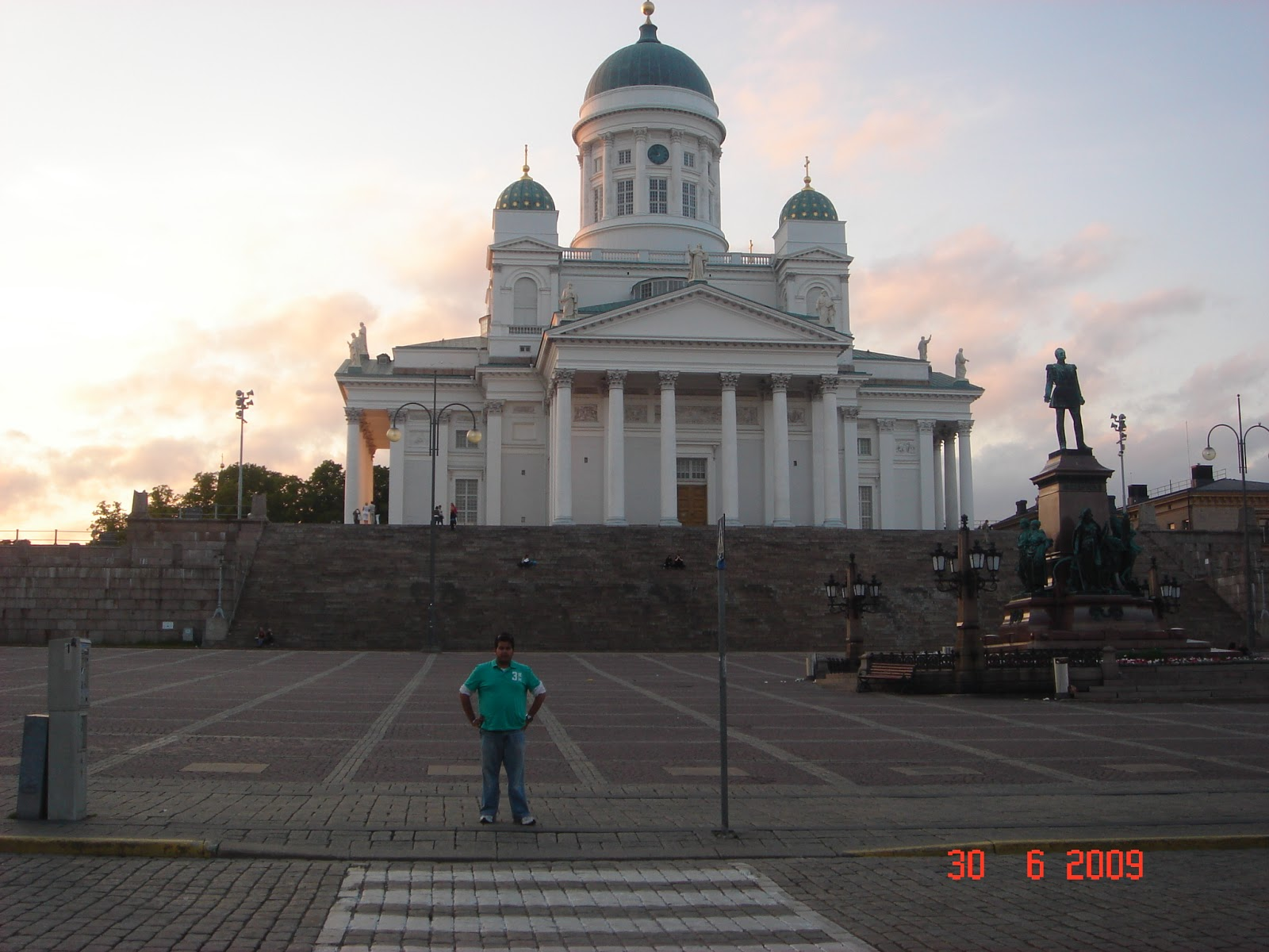 Helsinki Cathedral, Symbol of Helsinki