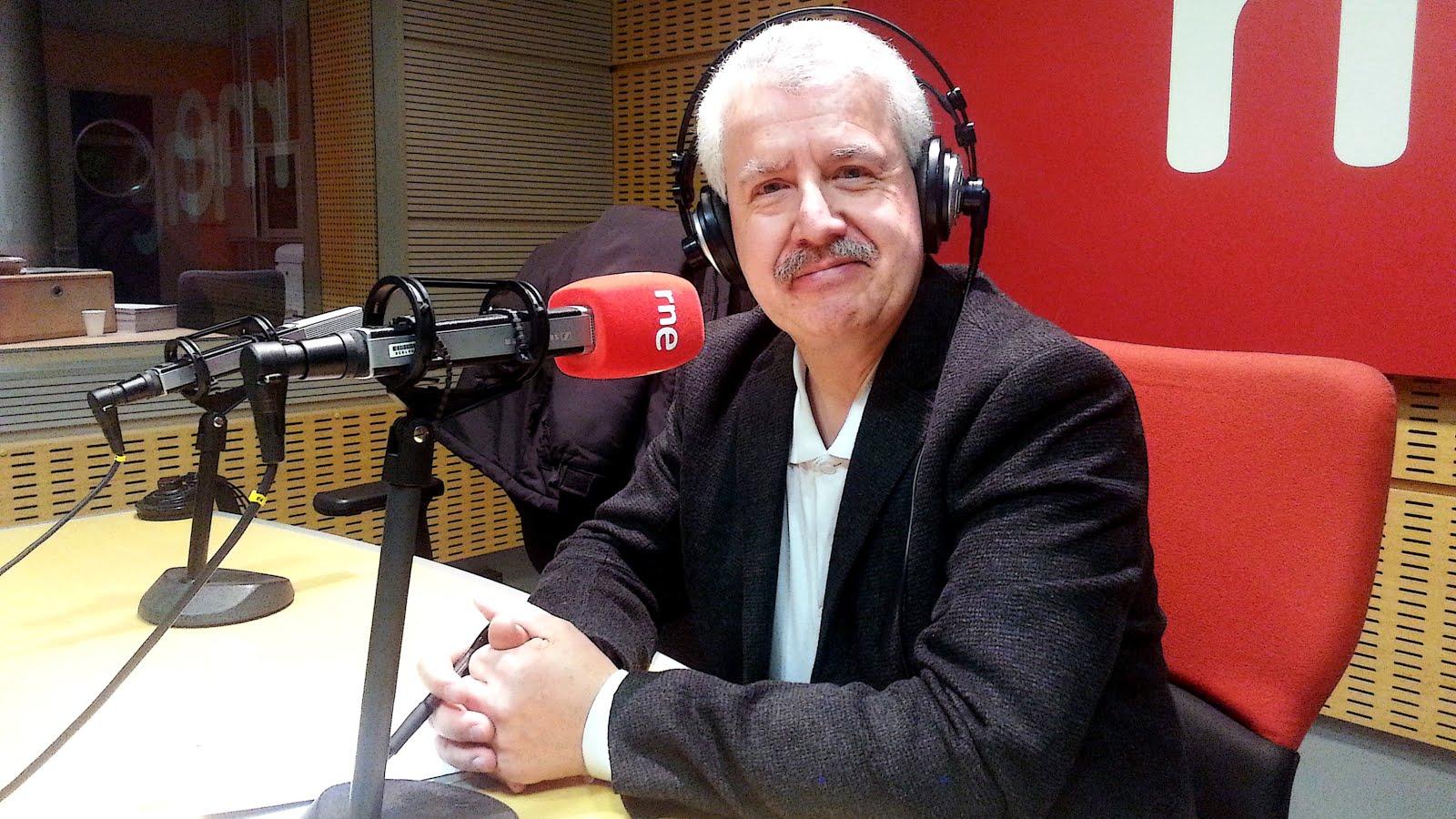 GORKA ZUMETA EN RADIO 5, DE RNE