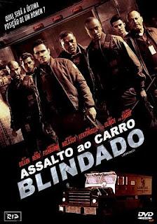 Assalto ao Carro Blindado Dublado capa poster baixar download assistir