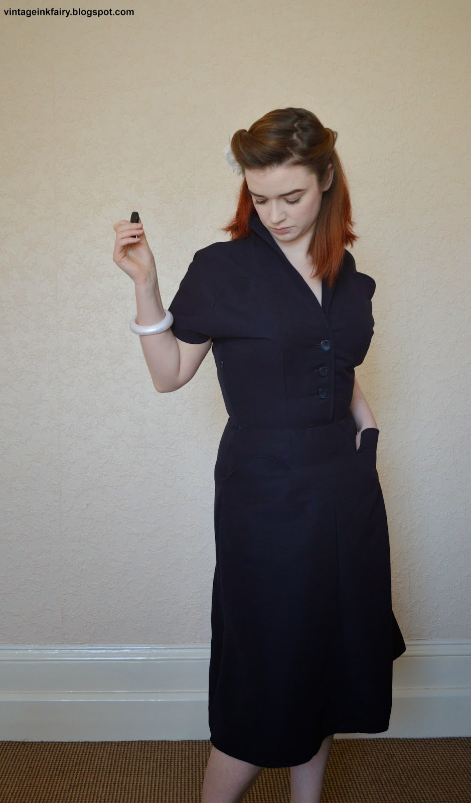 Vintage Reproduction Dress