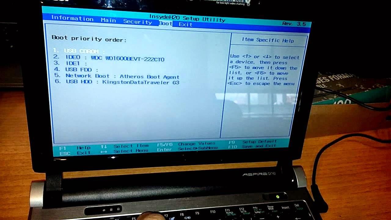 Cara Install Windows 8 Lengkap Gambar | Ilmu Lewat Blog