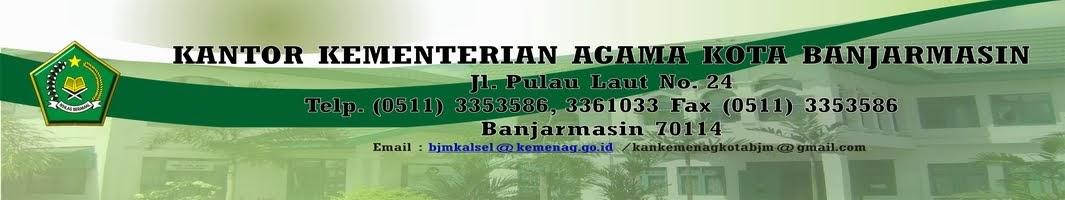 Kementerian Agama Kota Banjarmasin