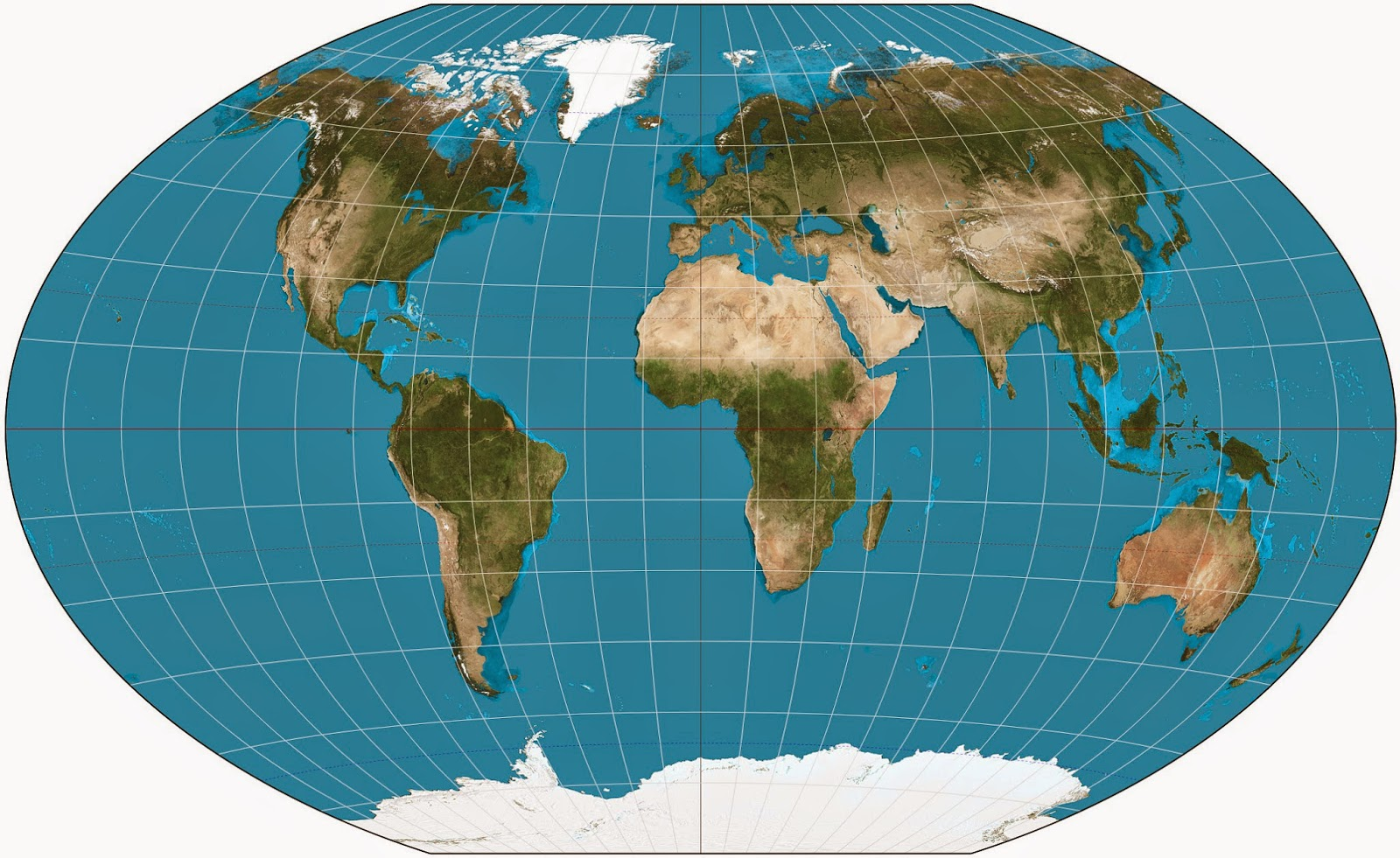 problem with winkel triple is it s not uniform across the globe so an interactive map like google s which must allow users to pan and zoom can t use it