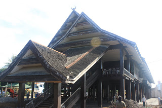 traditional indonesian houses image