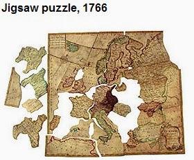 tarihteki ilk puzzle