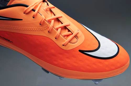 Nike Hypervenom Phatal SG Pro with Atomic Orange