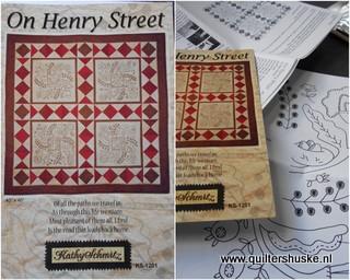 'Oh,Henry Street' van Kathy Smitz