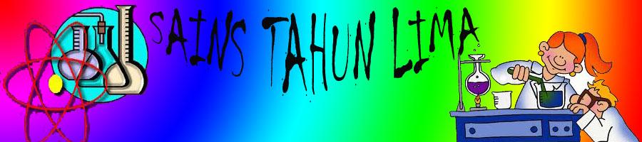 SAINS TAHUN 5