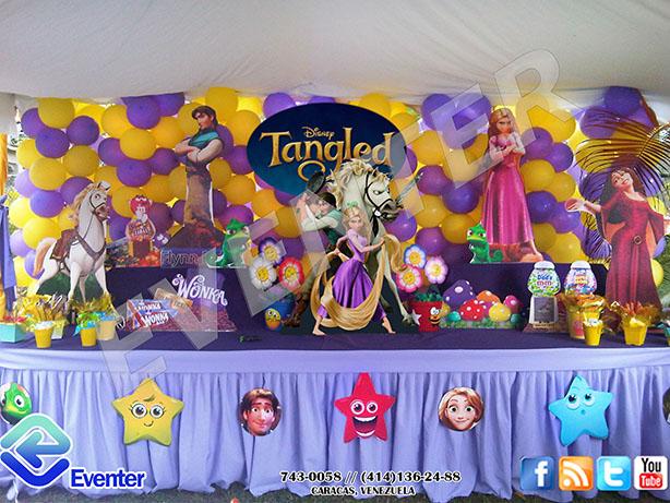 Decoracion De Rapunzel Para Fiestas Infantiles ~ de fiestas infantiles decoracion y animacion para fiestas Mesa de