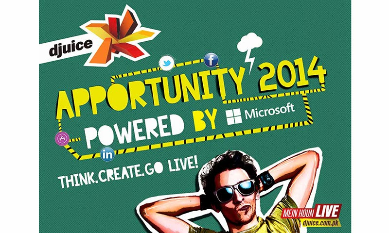 Win Rs 200,000 With Djuice Apportunity in 2014