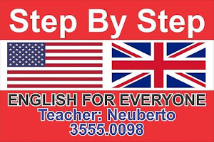 Aulas de Inglês em Pedra Grande/RN. Matricule-se já