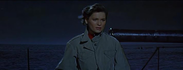 Imágenes de cine clásico: El diablo de las sguas turbias | 1954 | Hell and High Water