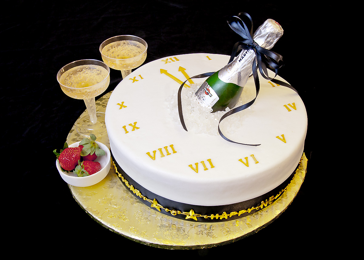 New Beautiful Cake Images : Beautiful cakes-Najlep?e torte: New year cakes