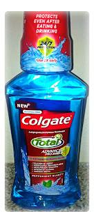 colgate+mouthwash Colgate Total Advanced Pro-Shield Mouthwash Review