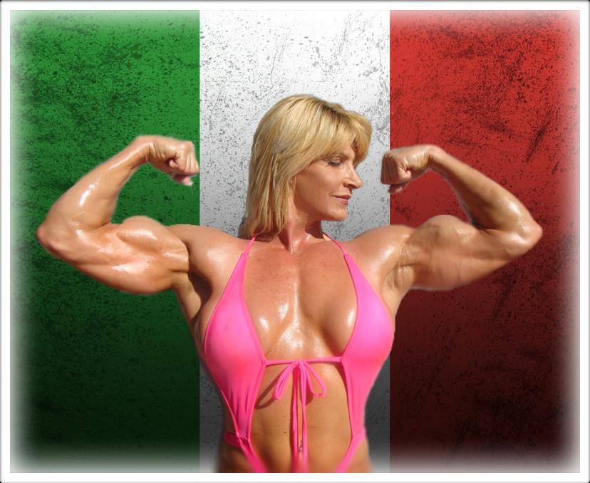 IFBB Female Bodybuilder Nikki Fuller Rare Photos ...