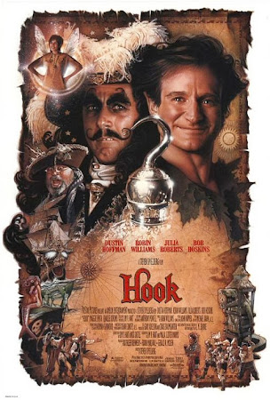 Poster Of Hook 1991 In Hindi Bluray 720P Free Download