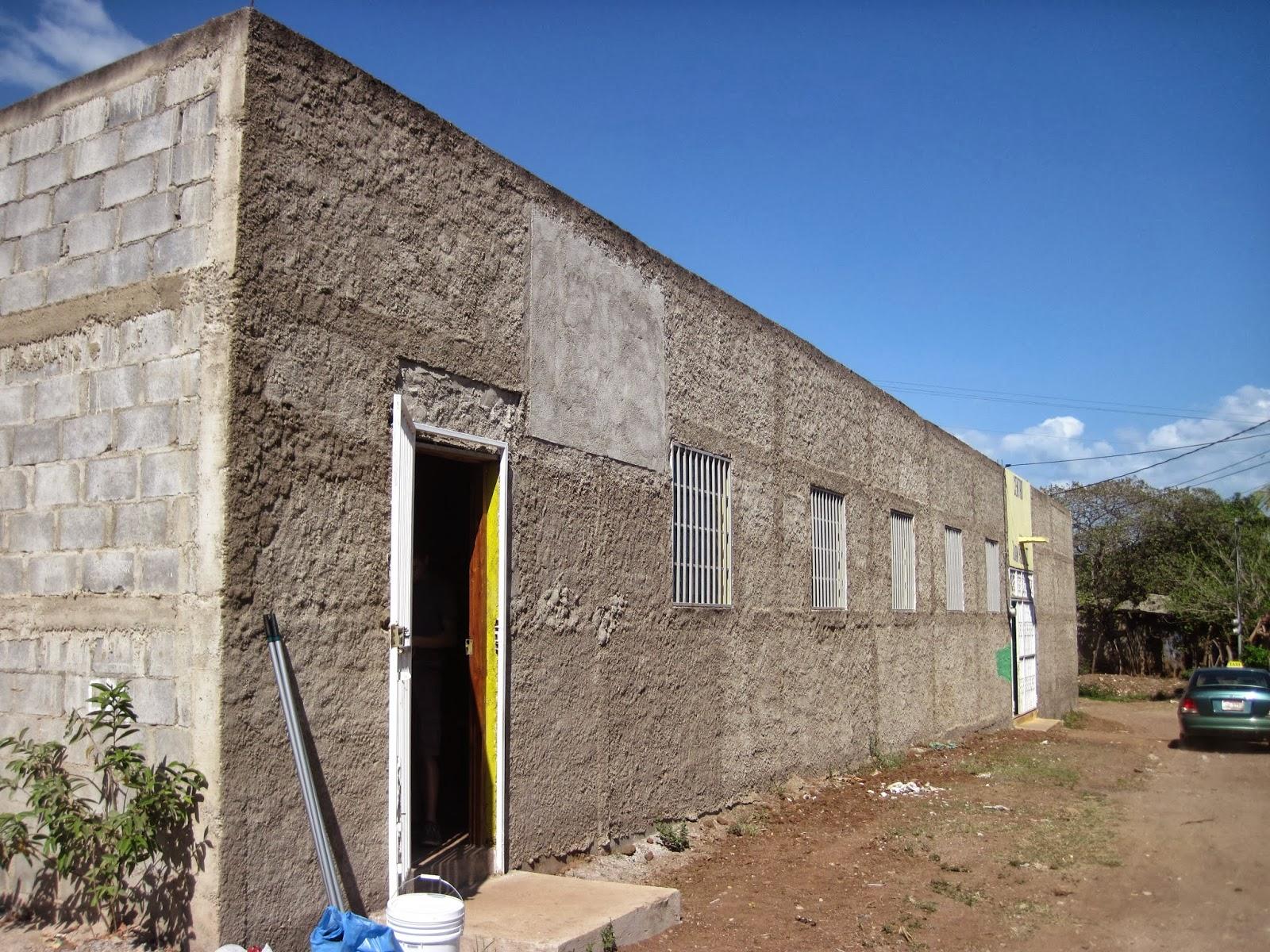 Mijn nicaraguaanse ervaring - Muur bibliotheek ...