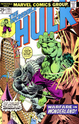 Incredible Hulk #195, Abomination