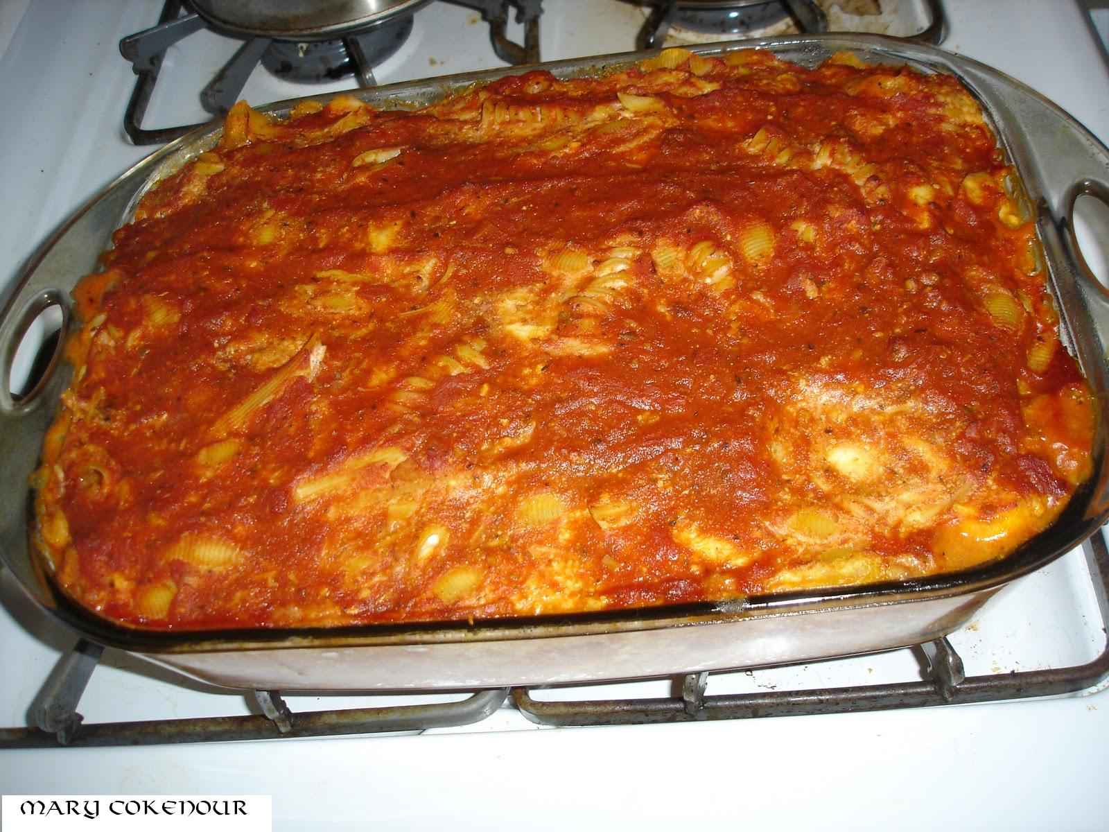 Baked Pasta Casserole Recipes — Dishmaps